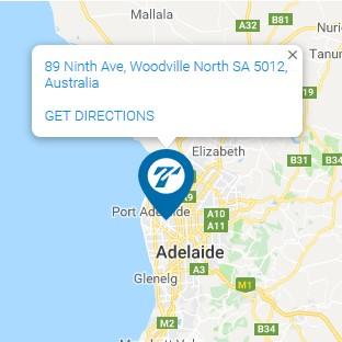 TT Logistics Location Adelaide