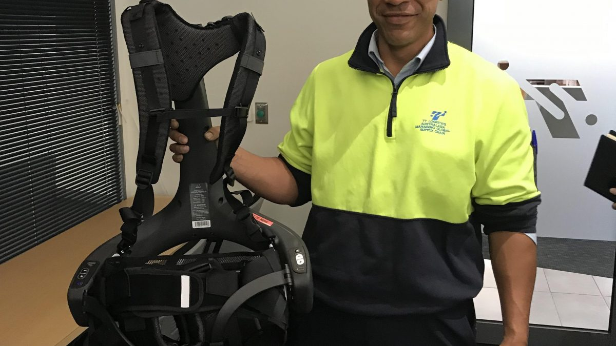 Robot Assist Vest
